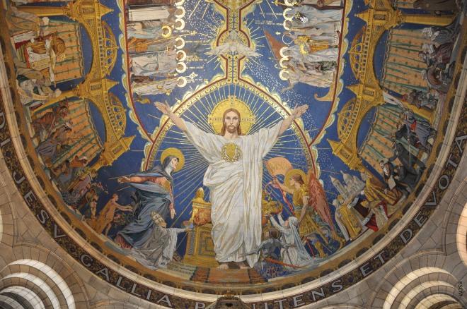 Basilica Interior. Photo Credit: BSCM