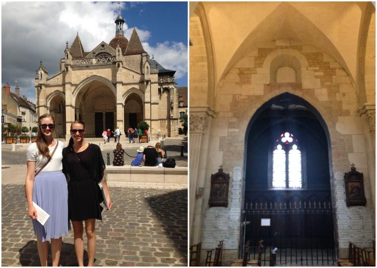 Churches in Beaune