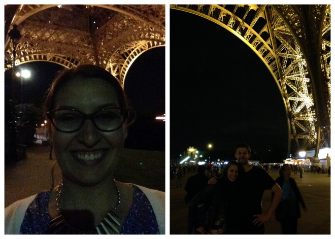 La Tour Eiffel Nuit