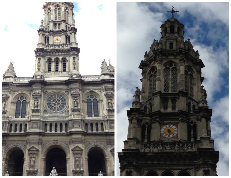L'Eglise de la Sainte Trinite