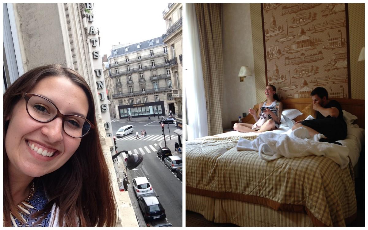 Hotel H'Orset Opera Rooms