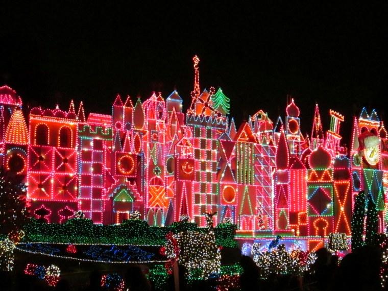 it's a small world Disneyland