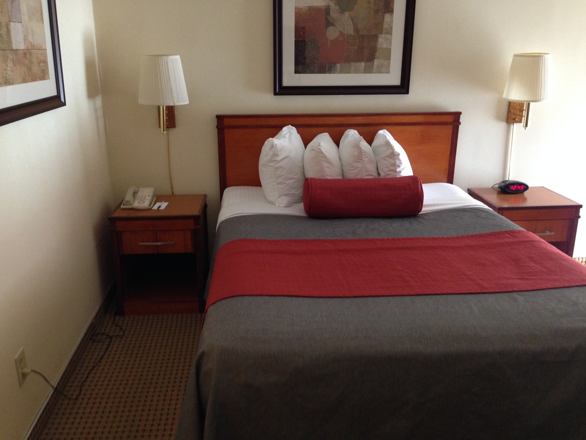 Mikado Hotel Standard Room