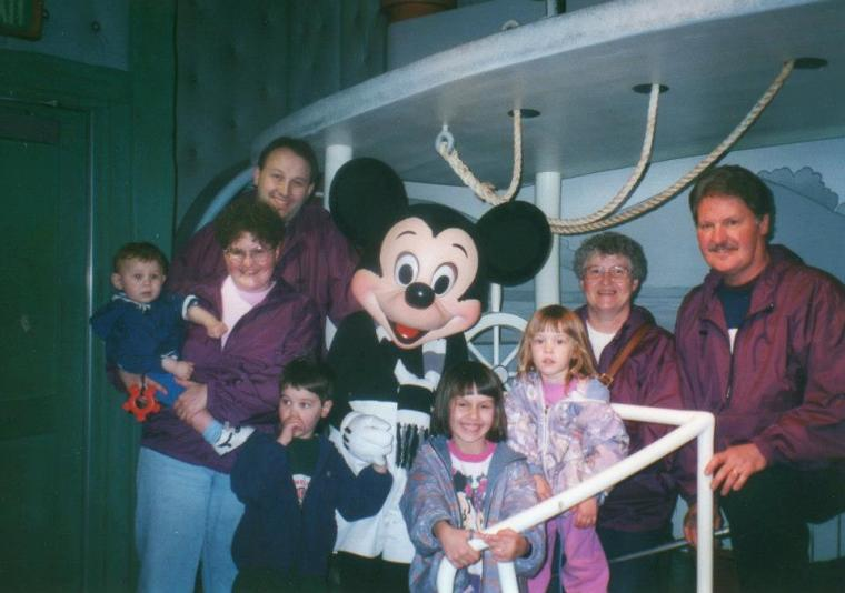 Steamboat Willie 1996