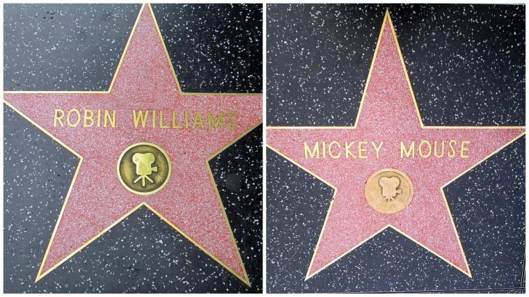 Walk of Fame Robin Williams