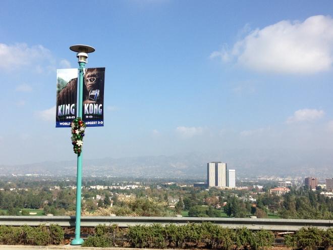 Universal Studios Hollywood Tram Tour