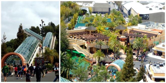 Universal Studios Lower Level