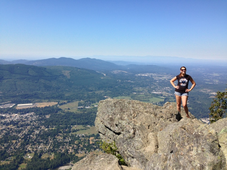 Mount Si in 2013.