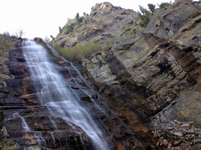Bridal Veil Falls Upper Falls