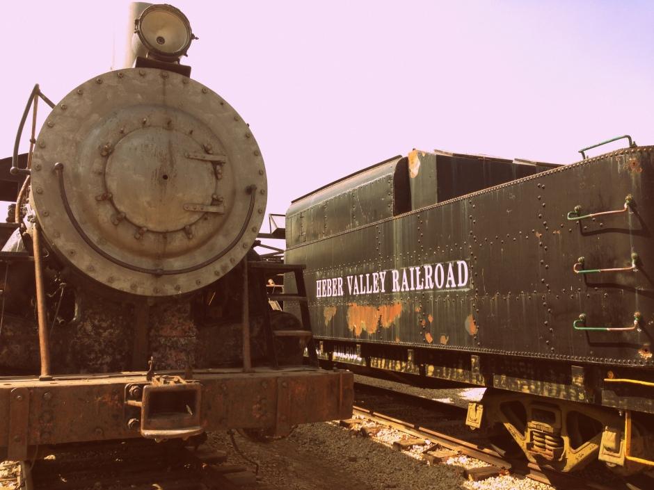 Heber Valley Railroad Utah