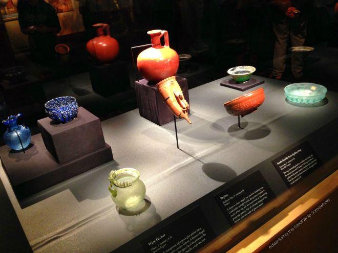 Pompeiian Dishes