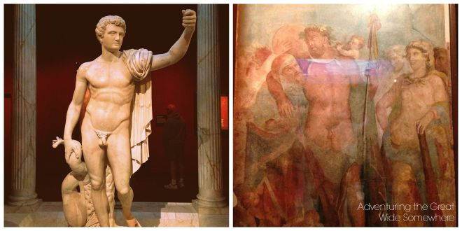 Portraits of Pompeii