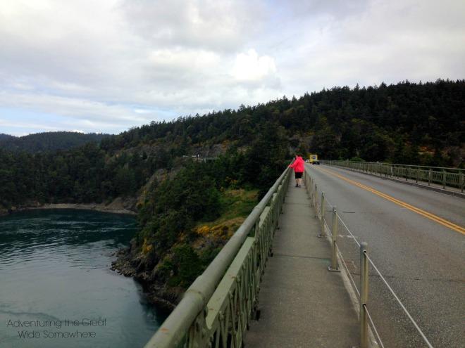 Bridge Over Deception Pass