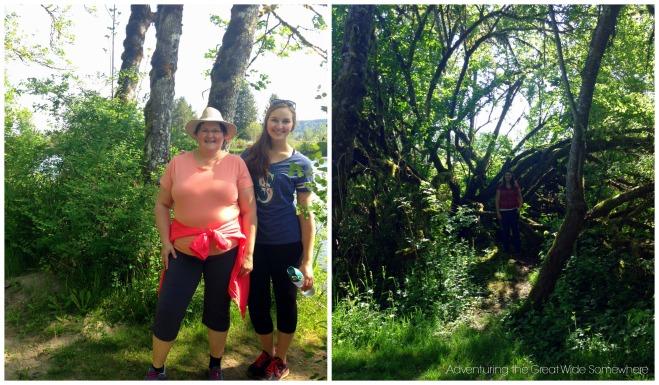 Hiking the Puget Loop Birding Trail