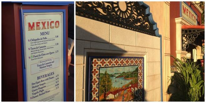 Mexico Pavilion Epcot Food and Wine Fest 2015