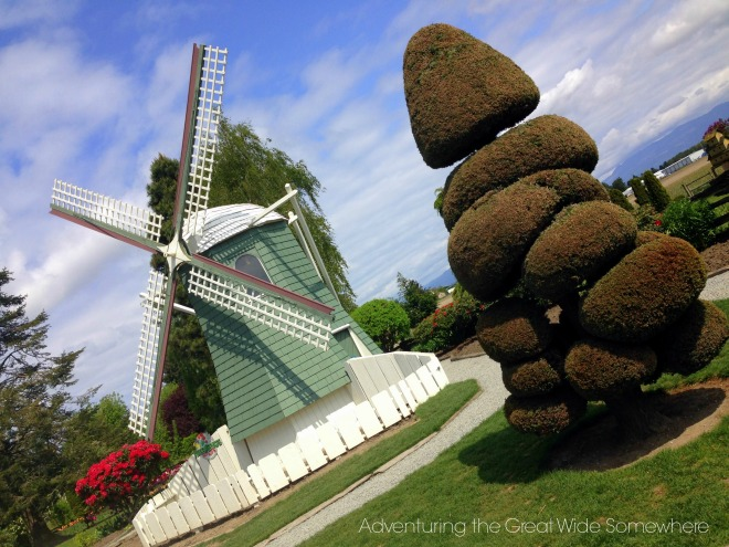 Roozengarde Windmill