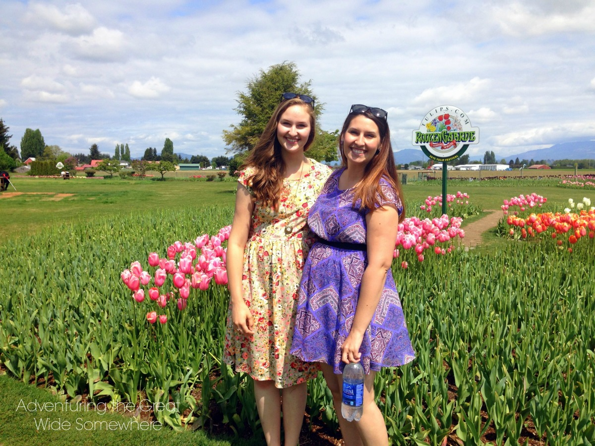 Skagit Valley Tulip Festival End of Season
