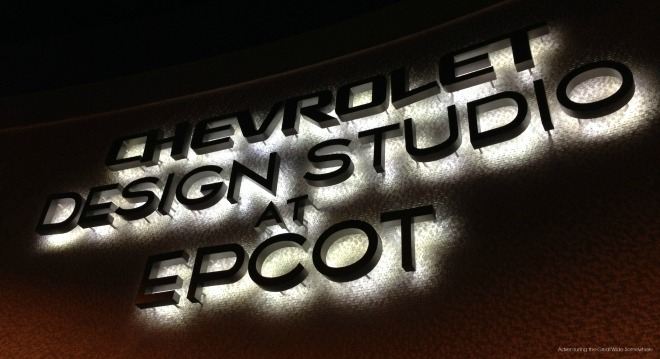 Chevy Design Studio Epcot