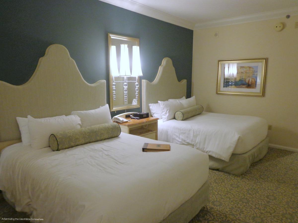Portofino Bay Hotel Standard Queen Beds