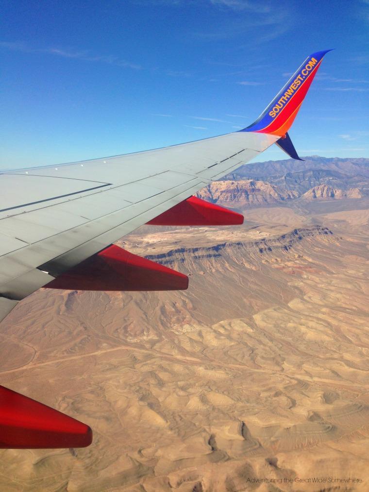 Southwest Skies