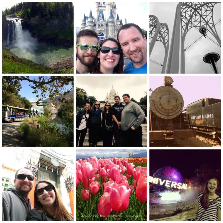 Adventuring the Great Wide Somewhere 2015 in Review