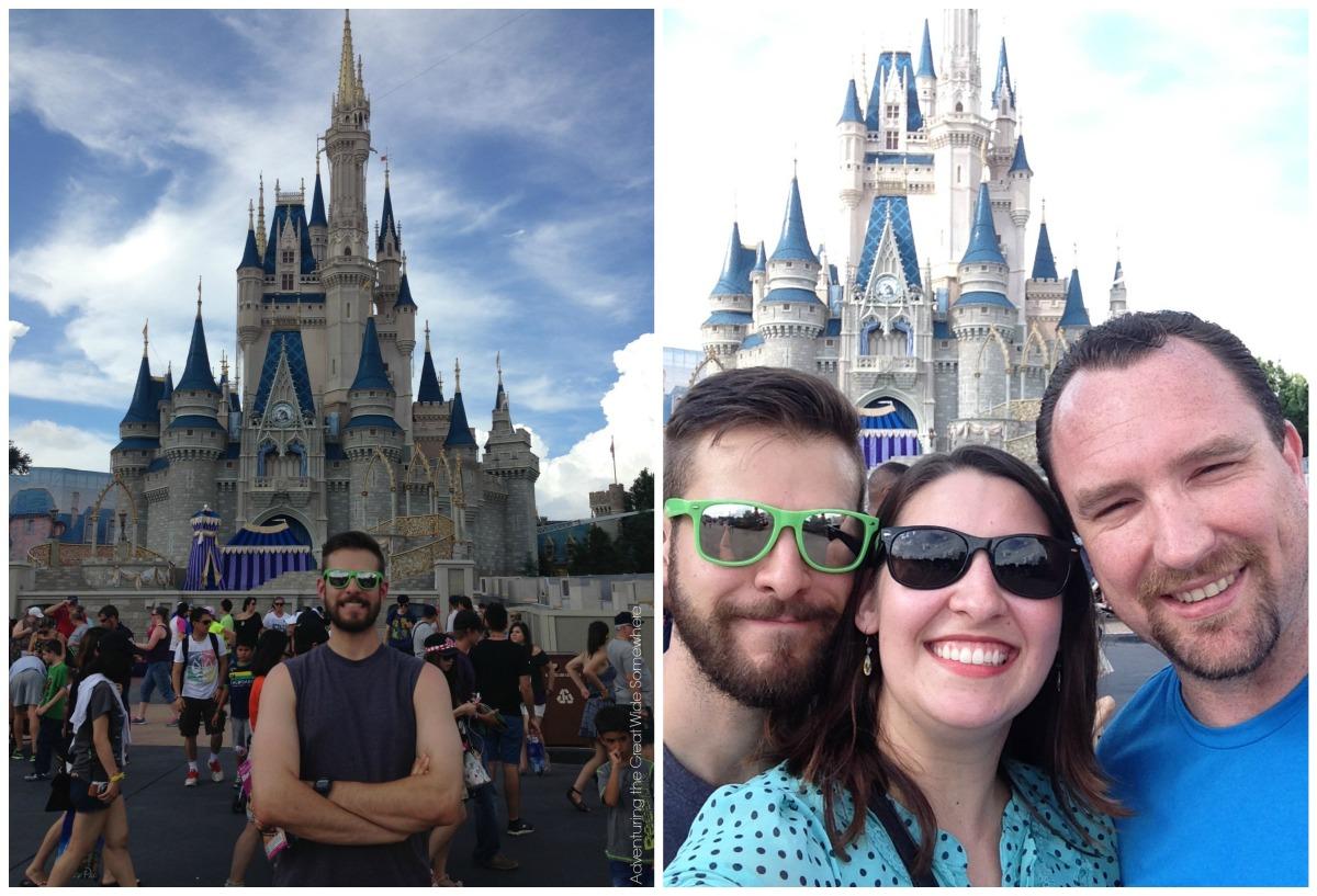Adventuring to Cinderella Castle