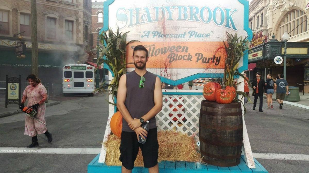 Maniacs Roam Free at the Shadybrook Halloween Block Party