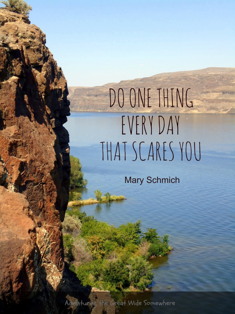 Mary Schmich Do One Thing Every Day That Scares You