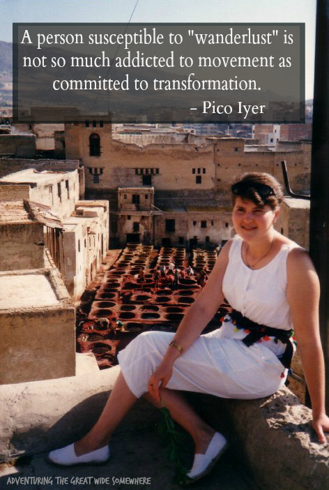 Pico Iyer Susceptible to Wanderlust