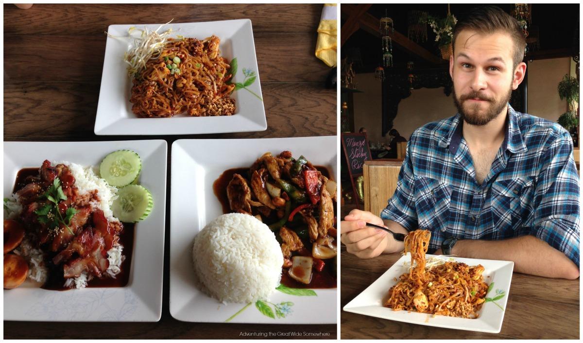 Thai Lunch at Nara Dev Millenia