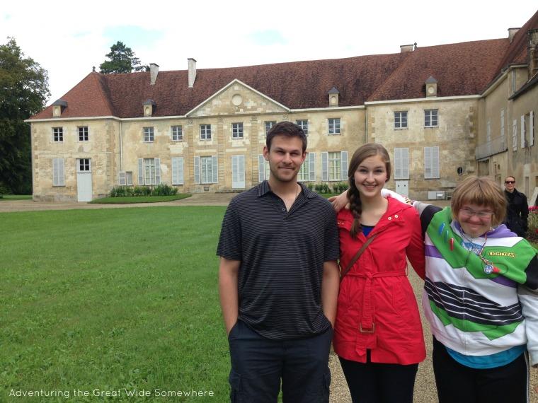 The Chateau de Gudmont, Gudmont-Villiers France