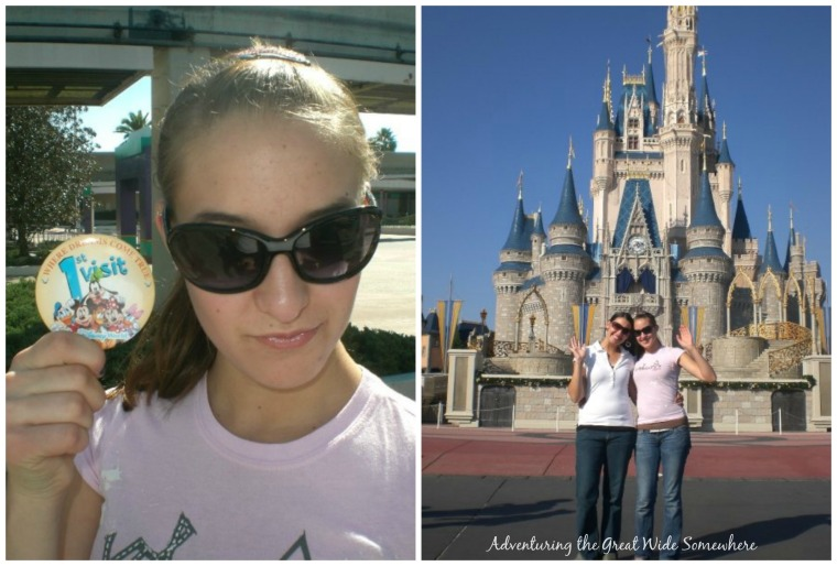 First Visit to Magic Kingdom in 2007.jpg