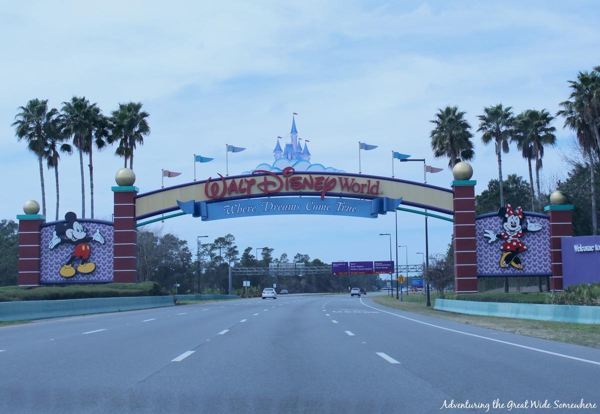 Highway Entrance to Walt Disney World, Where Dreams Come True.jpg