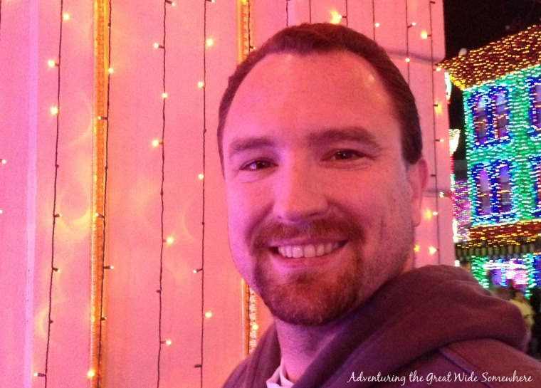My Handsome Guy at the Osborne Spectacle of Dancing Lights.jpg