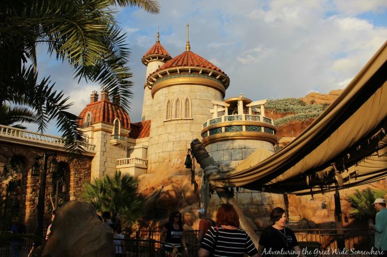 Prince Eric's Castle at Magic Kingdom's Fantasyland Expansion.jpg