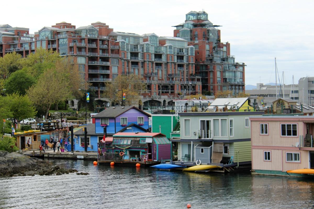 Houseboats at Fisherman's Wharf, Victoria B.C..jpg
