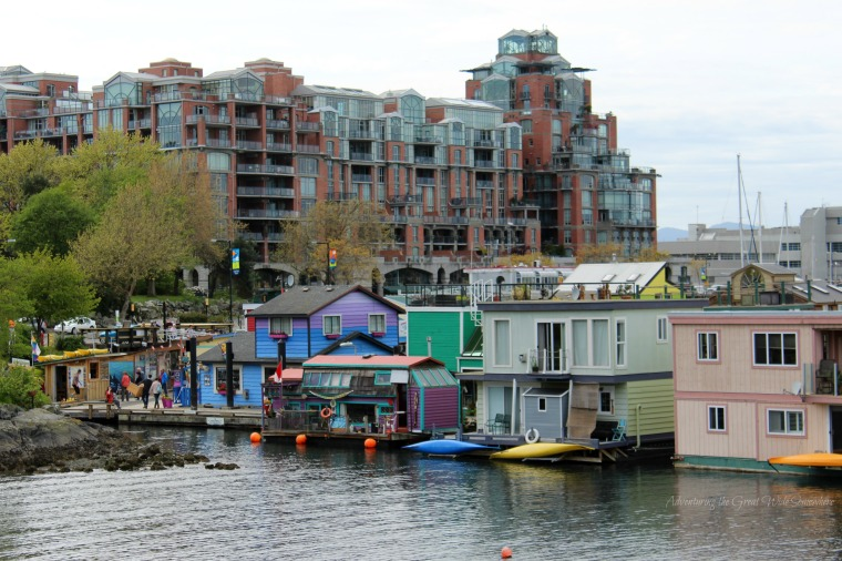 Houseboats at Fisherman's Wharf, Victoria B.C..jpg