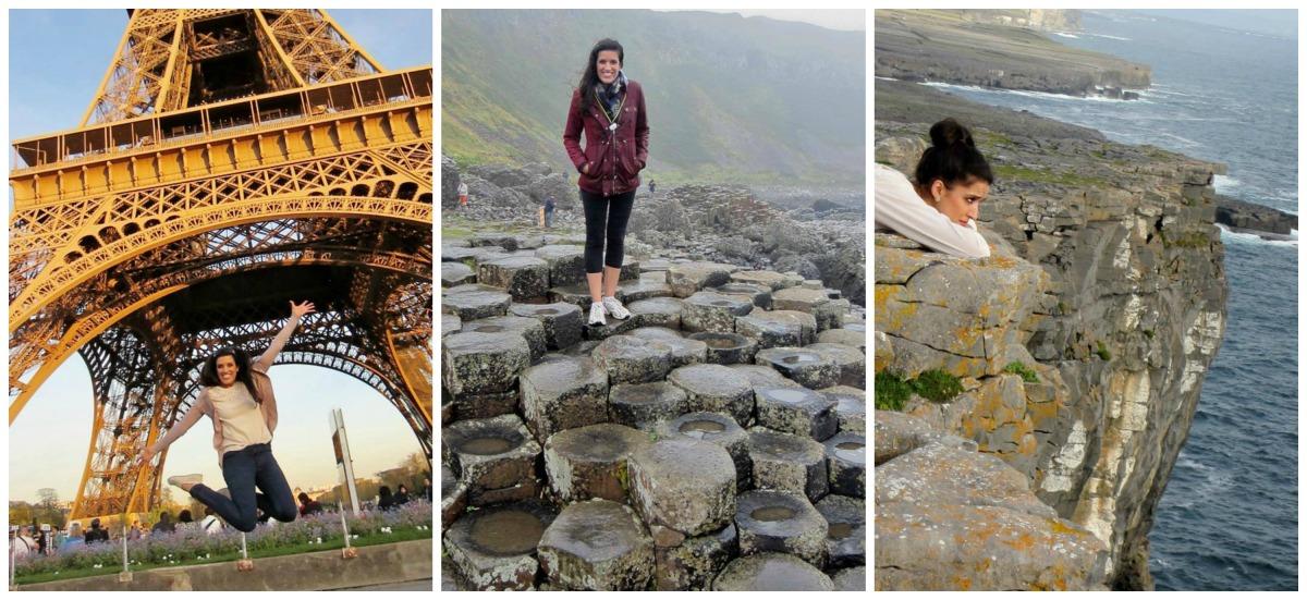 Nadya's European Adventures