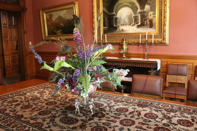 Formal First Floor Dining Room at Craigdarroch Castle