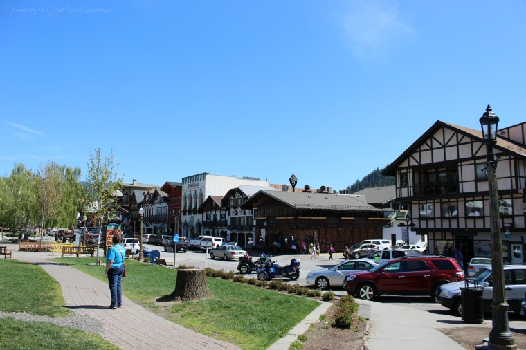 Leavenworth, the Town That Almost Wasn't