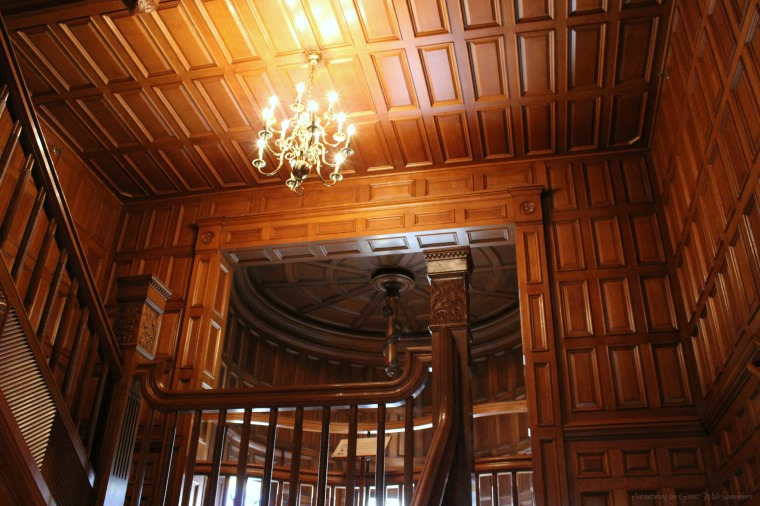 Majestic Wood Paneled Staircases Abound at Craigdarroch Castle.jpg