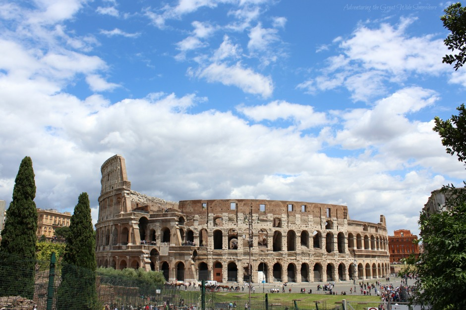the-colosseum-on-a-sunny-day-as-seen-from-the-roman-forum